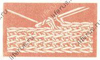 Косое вязание крючком