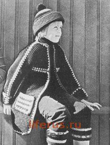 Куртка для мальчика (7-9 лет)